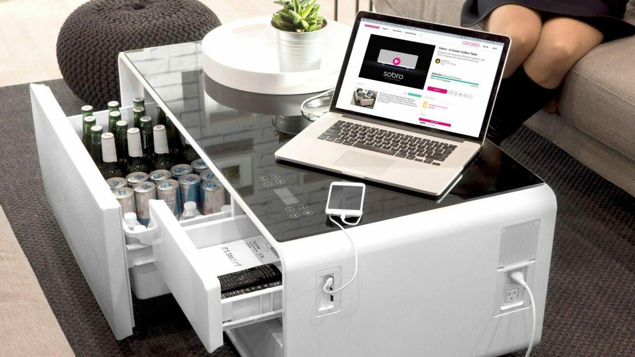 Sobro smart salontafel