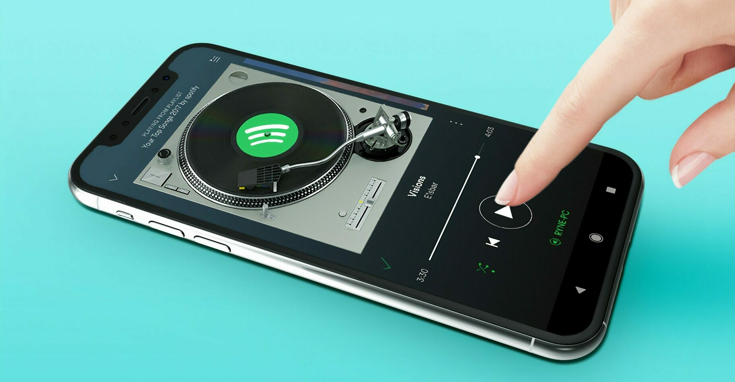 muziekstreamingsdienst voor android