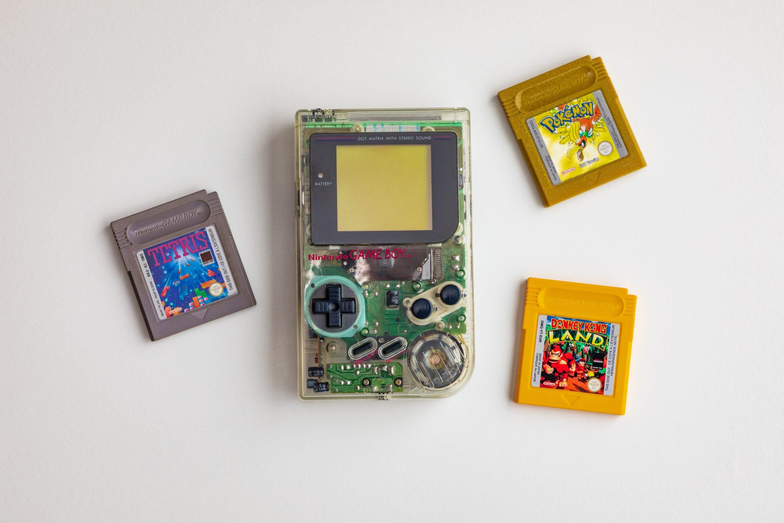 Zeldzame spelcomputers