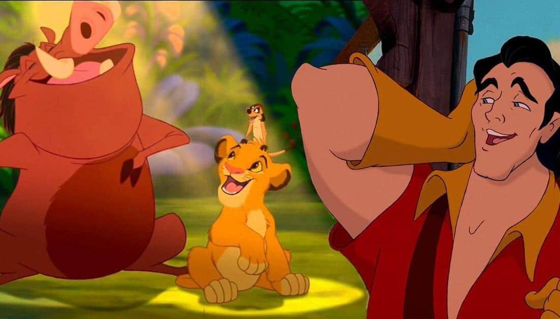 oude Disney liedjes