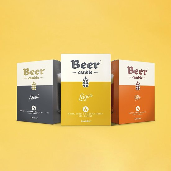 bier, geurkaars, bol.com