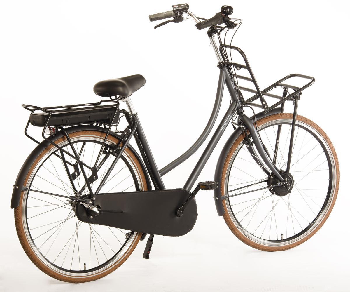 e-bike, albert heijn, fiets