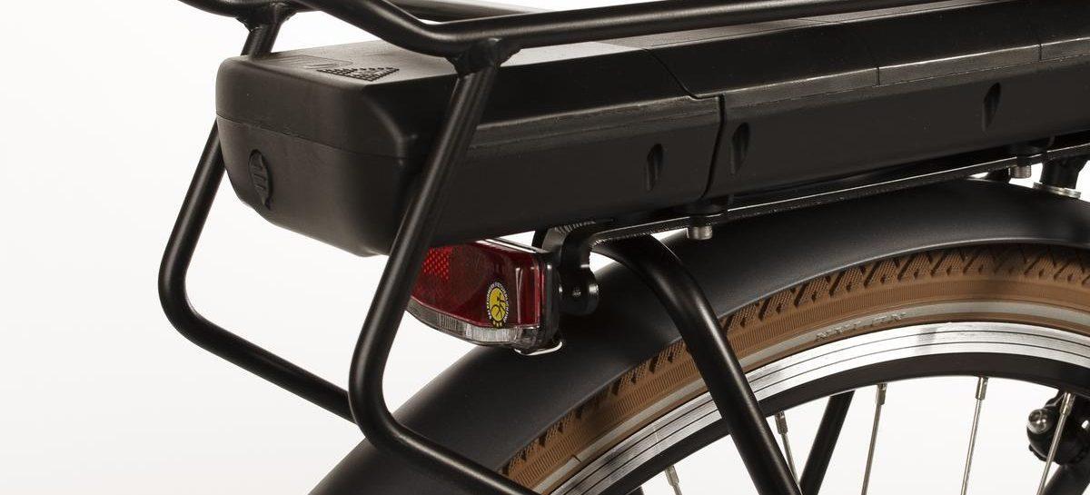 e-bike, albert heijn