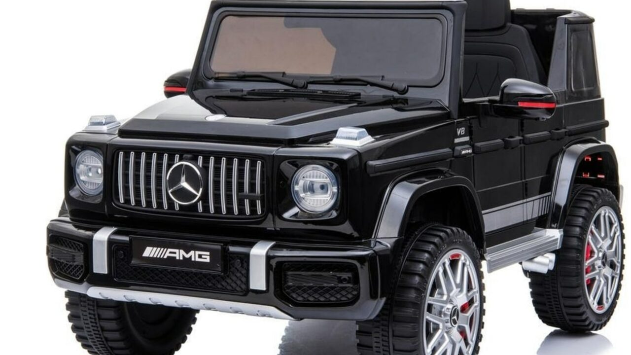 mini-mercedes, bol.com, g-wagon