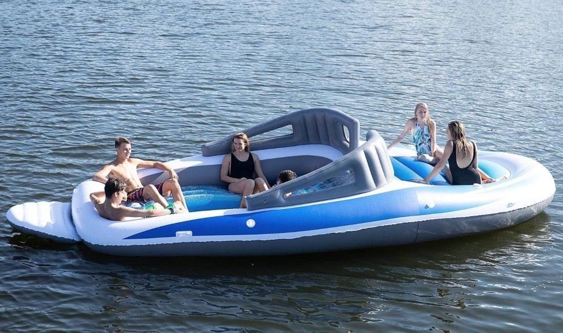 speedboot, opblaasbaar, amazon